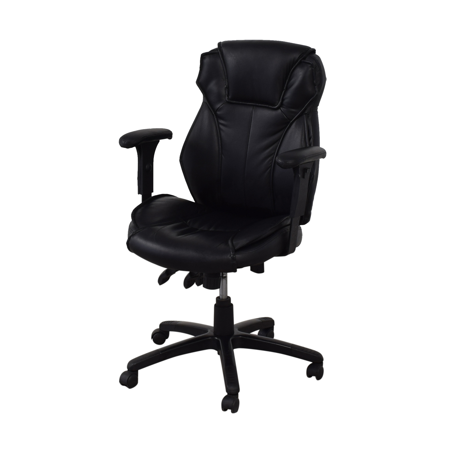 buy Black Office Chair  Home Office Chairs