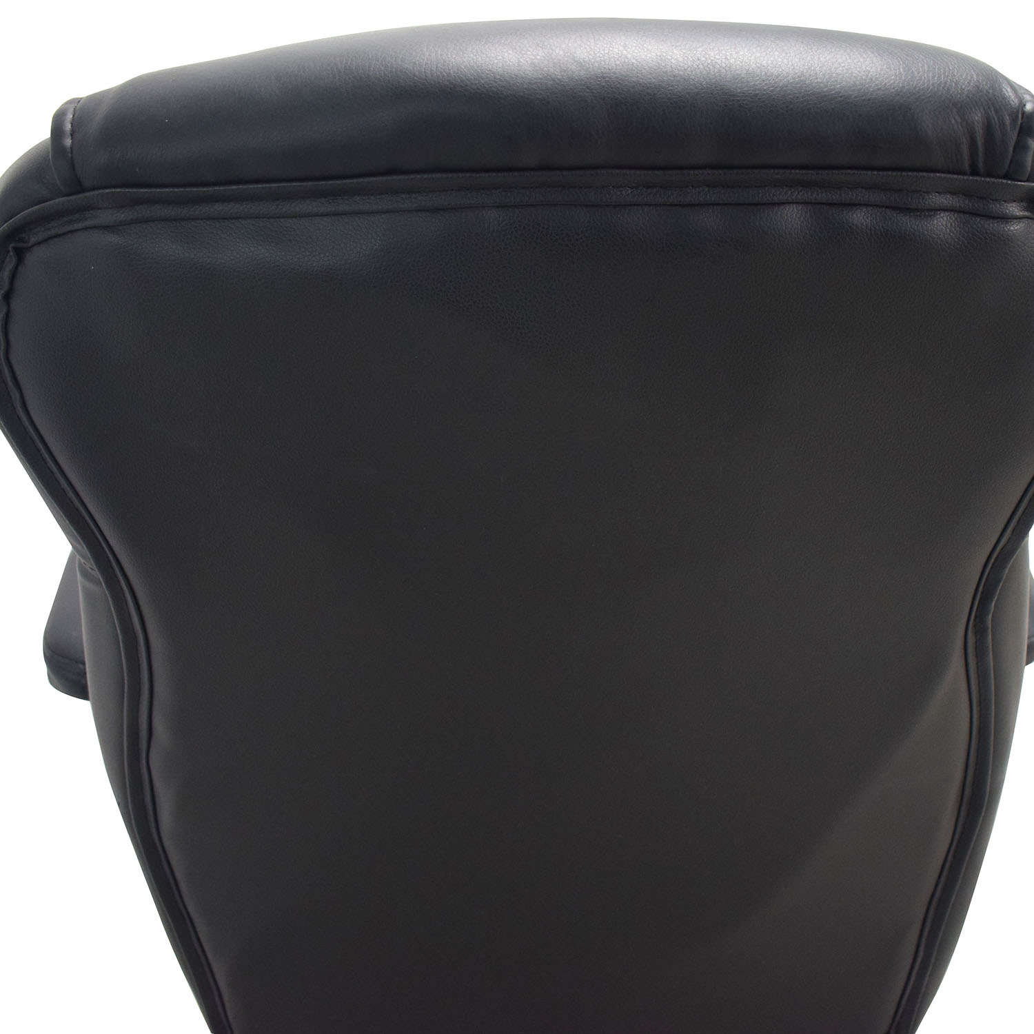 buy Black Office Arm Chair on Castors  Chairs