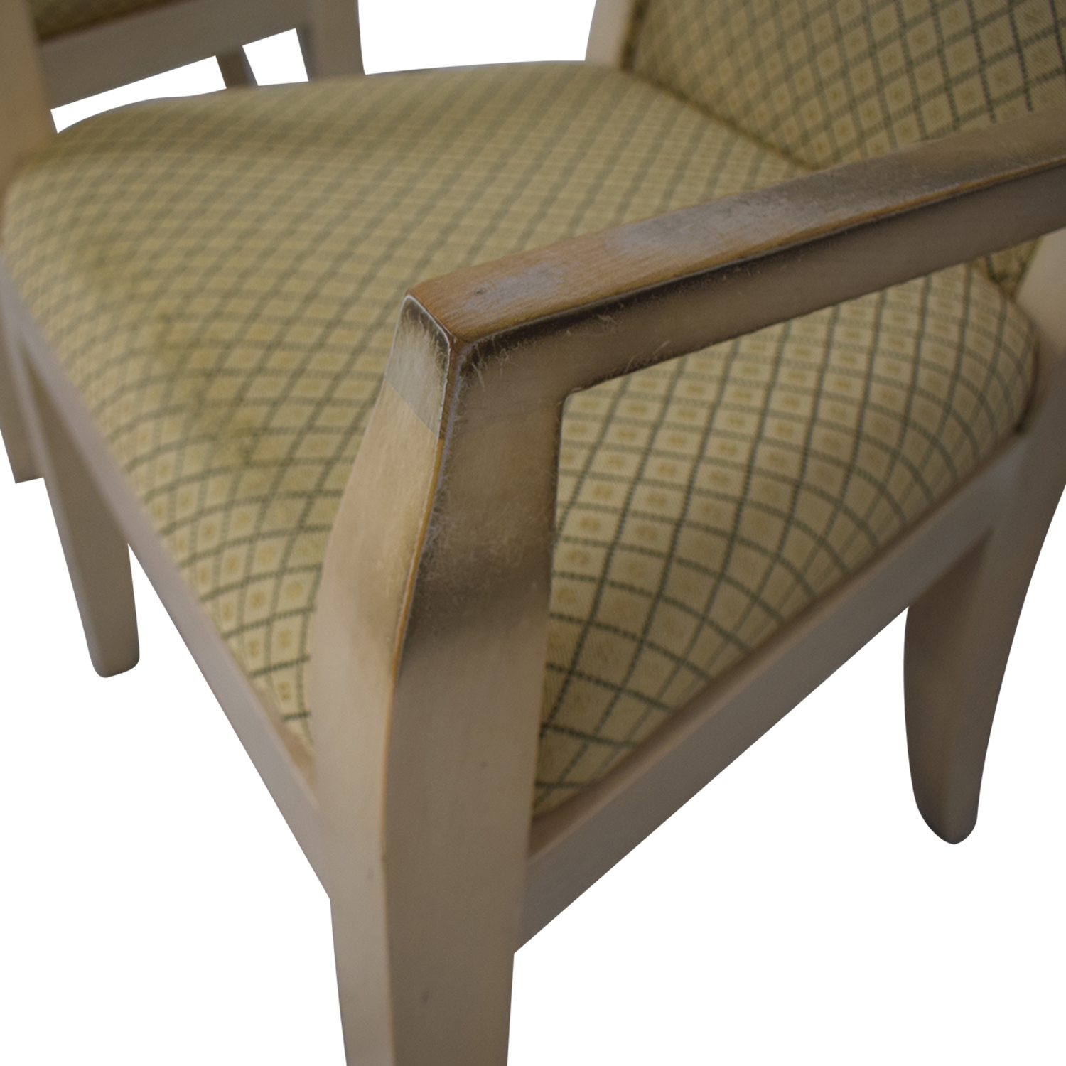 Todd Hase Beige Upholstered Accent Chairs Todd Hase
