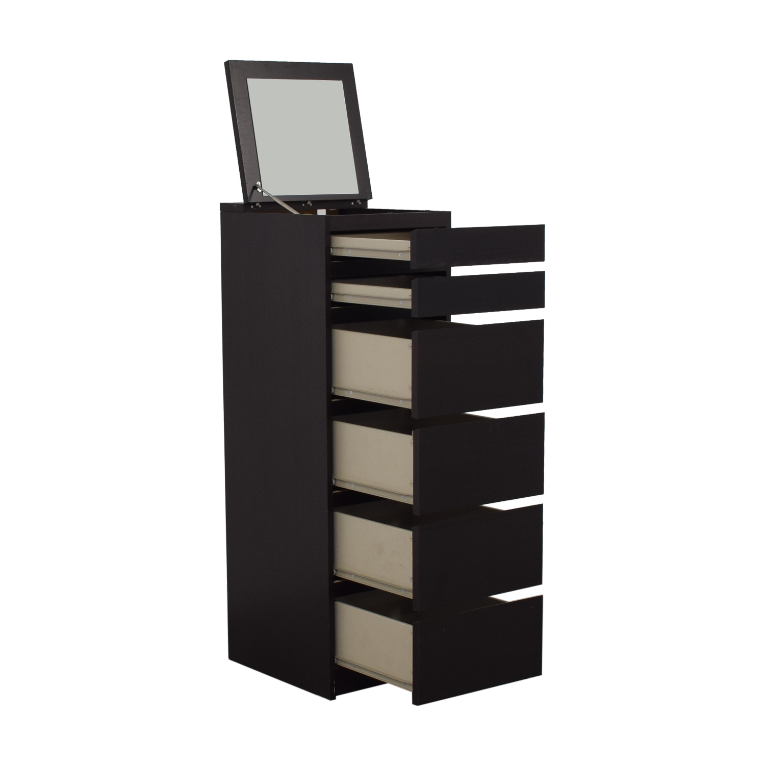 buy  Six-Drawer Lingerie Chest with Mirror online