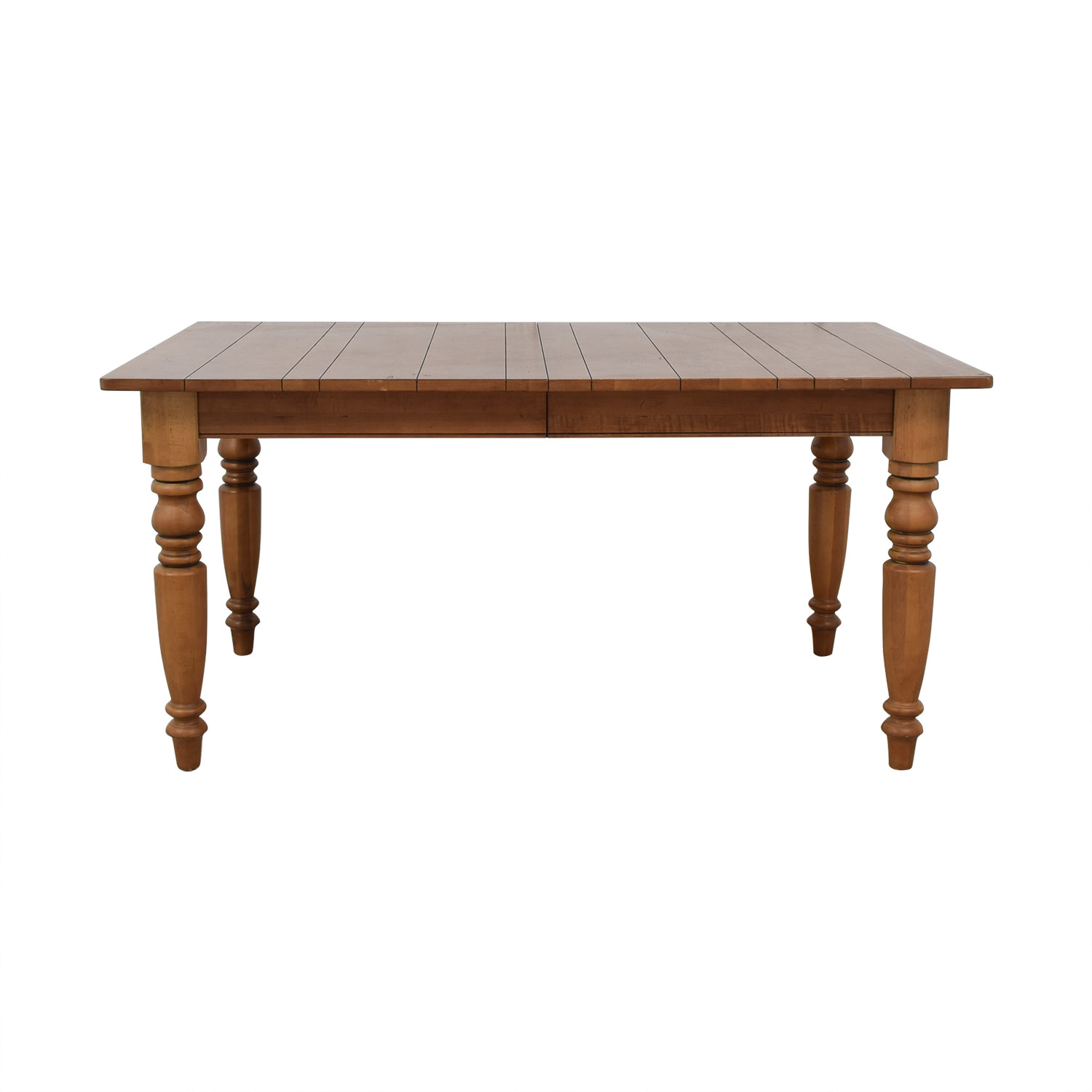Ethan Allen Expandable Miller Dining Table sale