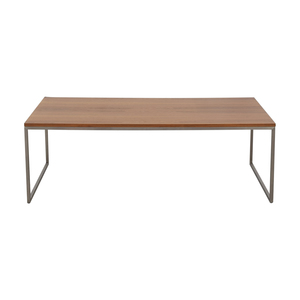 Design Within Reach Design Within Reach Coffee Table for sale
