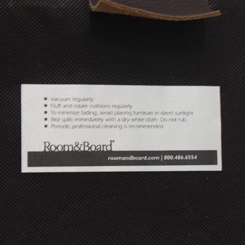 shop Room & Board Ottoman Room & Board