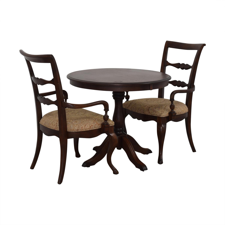 Thomasville Thomasville Three-Piece Dining Set price