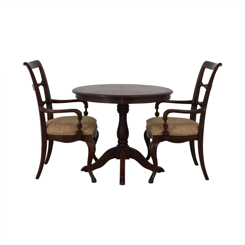 buy Thomasville Three-Piece Dining Set Thomasville Tables