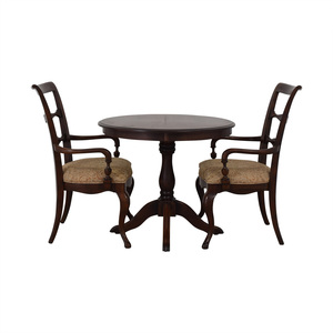 Thomasville Thomasville Three-Piece Dining Set on sale