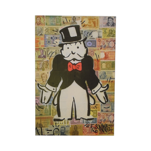 Monopoly Print second hand