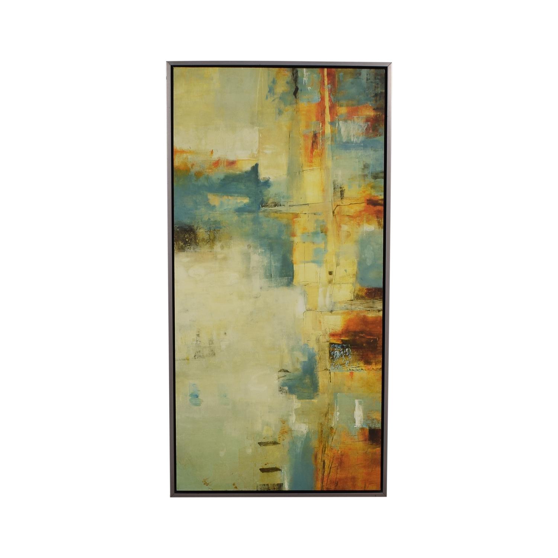 Paragon Abstract Print nyc