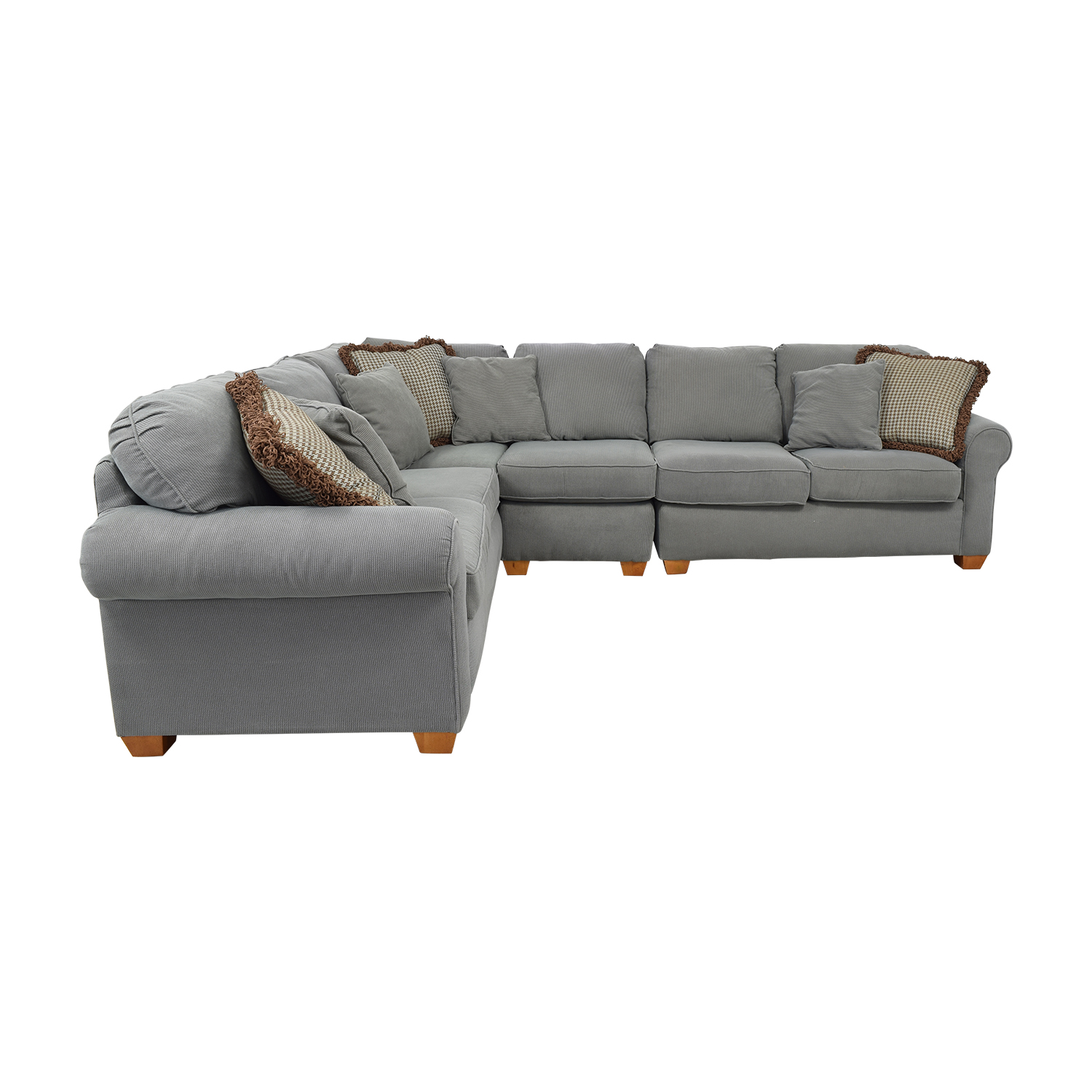 Sleephaven By Flexsteel Three-Piece Sectional / Sectionals