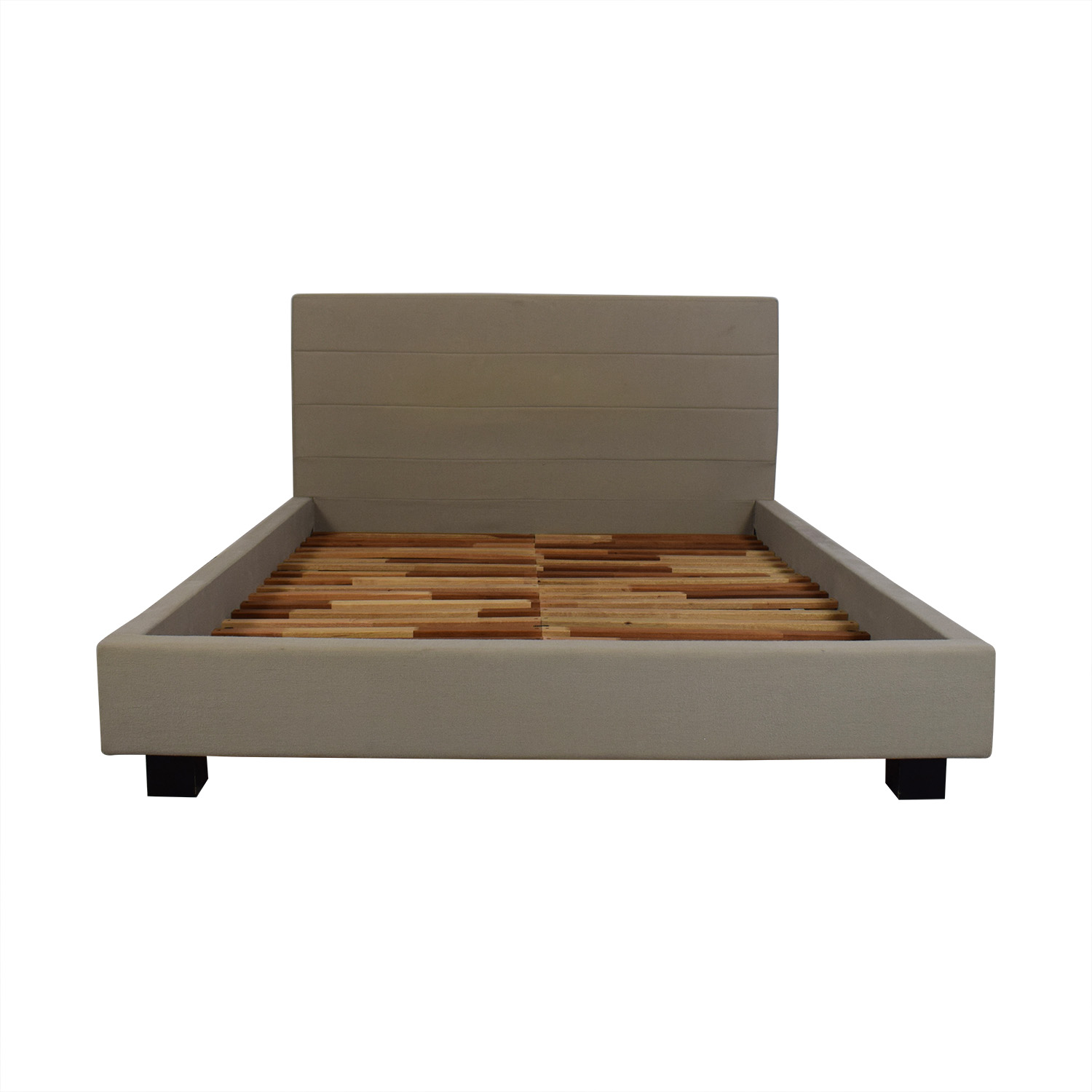 CB2 Queen Bed Frame CB2