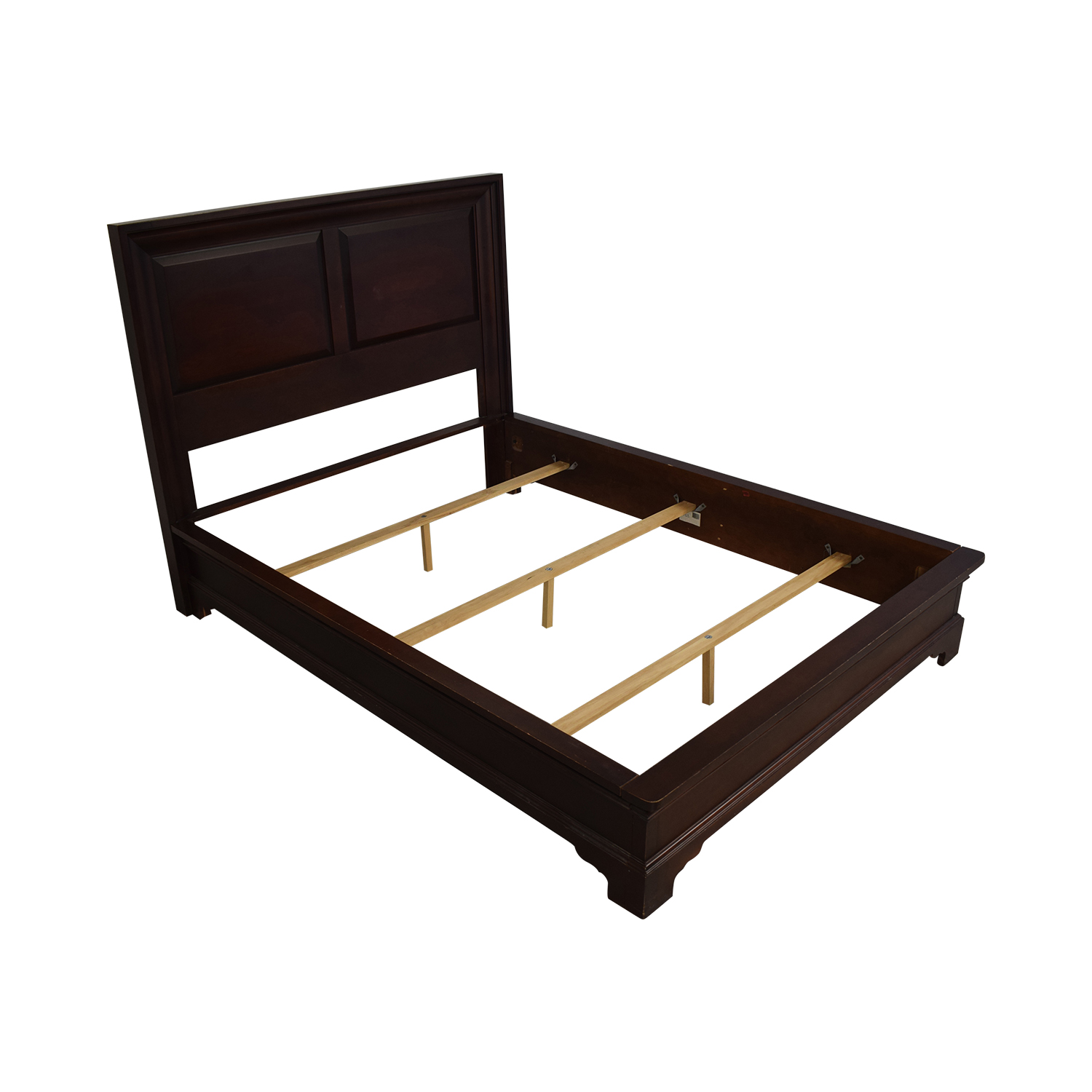 Shermag Shermag Queen Bed Frame used
