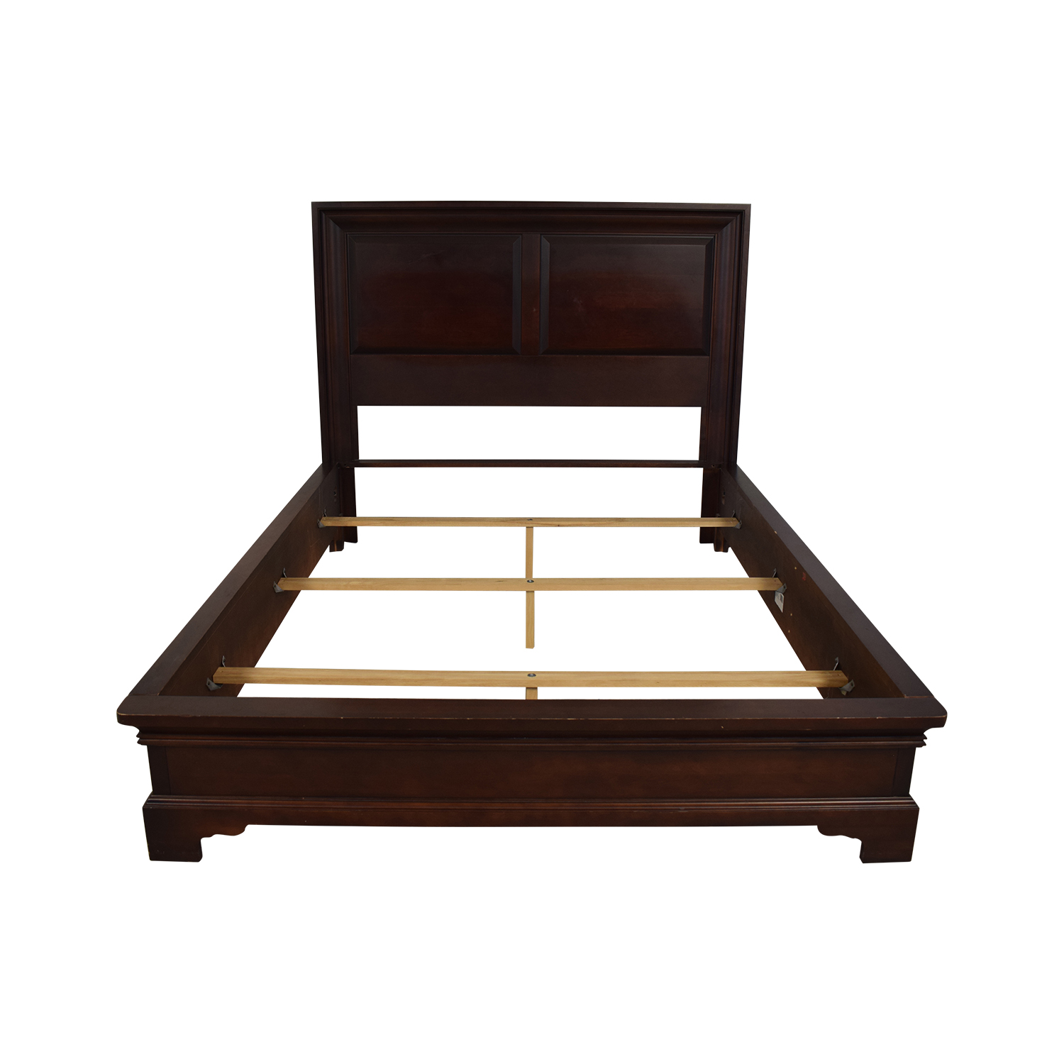 Shermag Shermag Queen Bed Frame discount