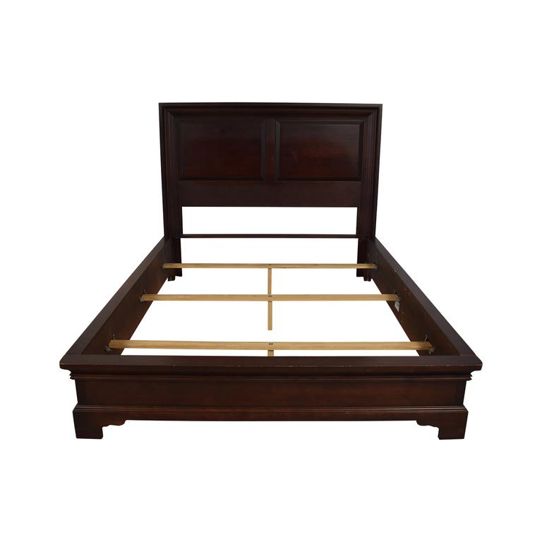 Shermag Shermag Queen Bed Frame dimensions