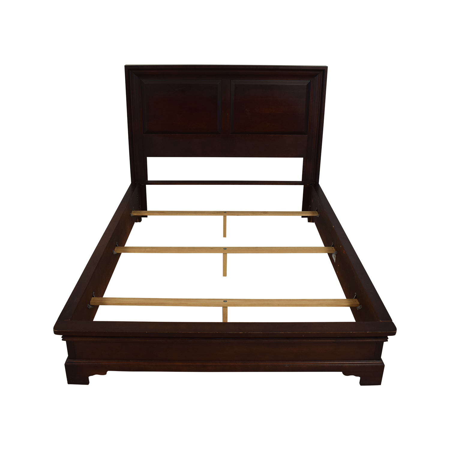 Shermag Shermag Queen Bed Frame brown
