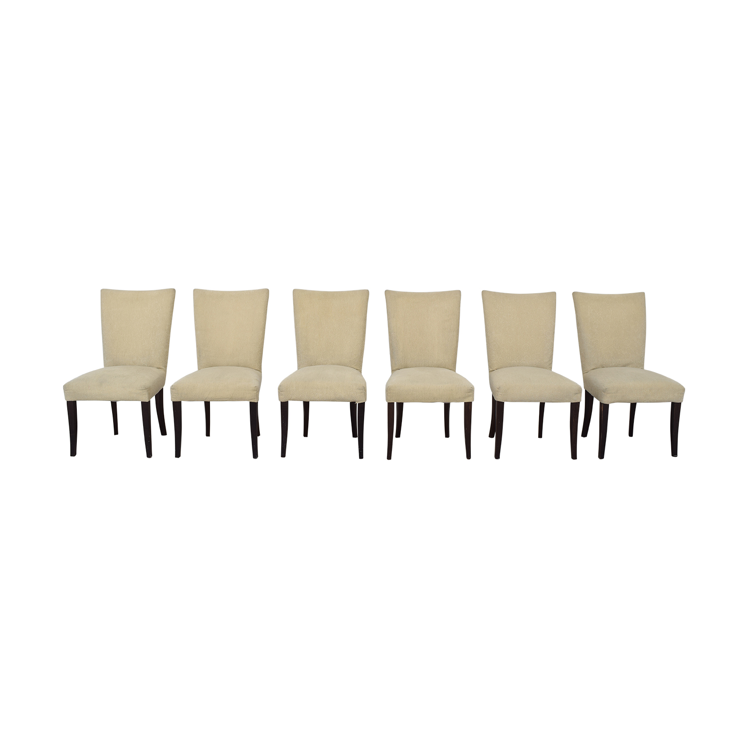 Macy's Macy's Beige Dining Chairs nj