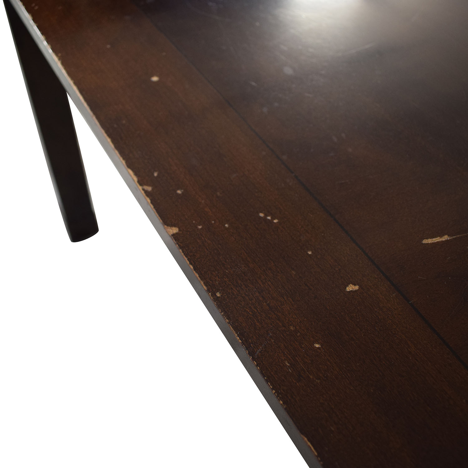 Macy's Macy's Extendable Dining Table second hand