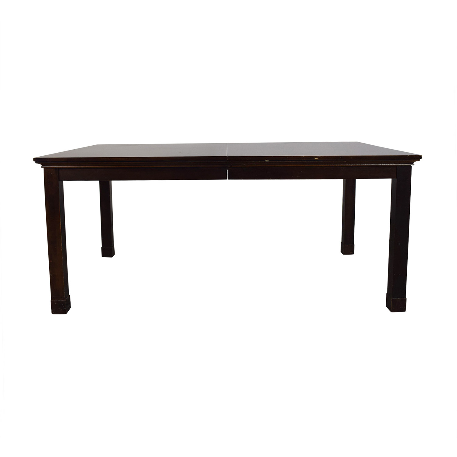 shop Macy's Extendable Dining Table Macy's