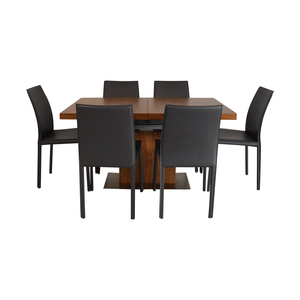 BoConcept Extendable Dining Set Discount