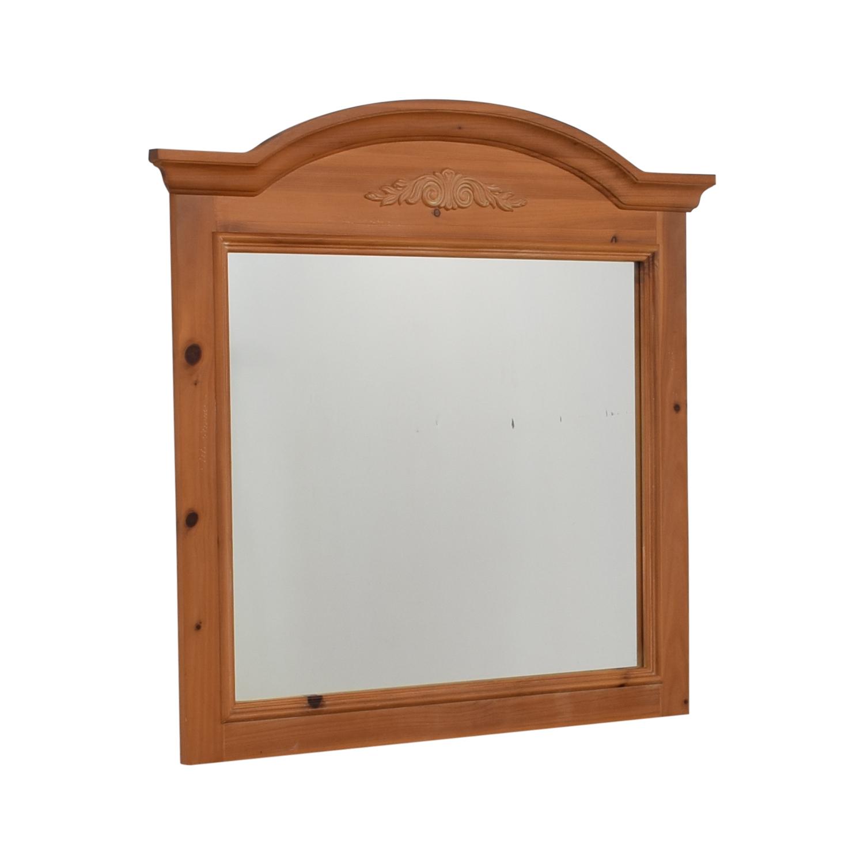 Broyhill Furniture Broyhill Furniture Dresser Wall Mirror nj