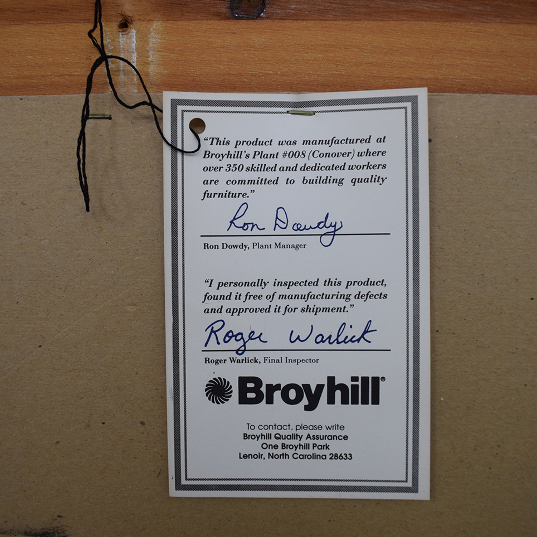 Broyhill Furniture Broyhill Furniture Dresser Wall Mirror second hand
