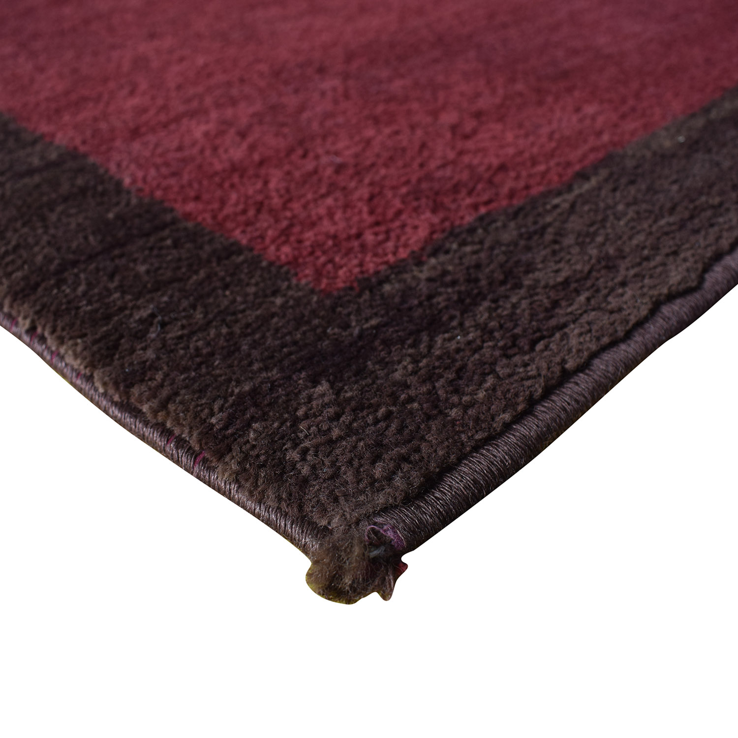 shop Red Tan and Black Rug  Decor