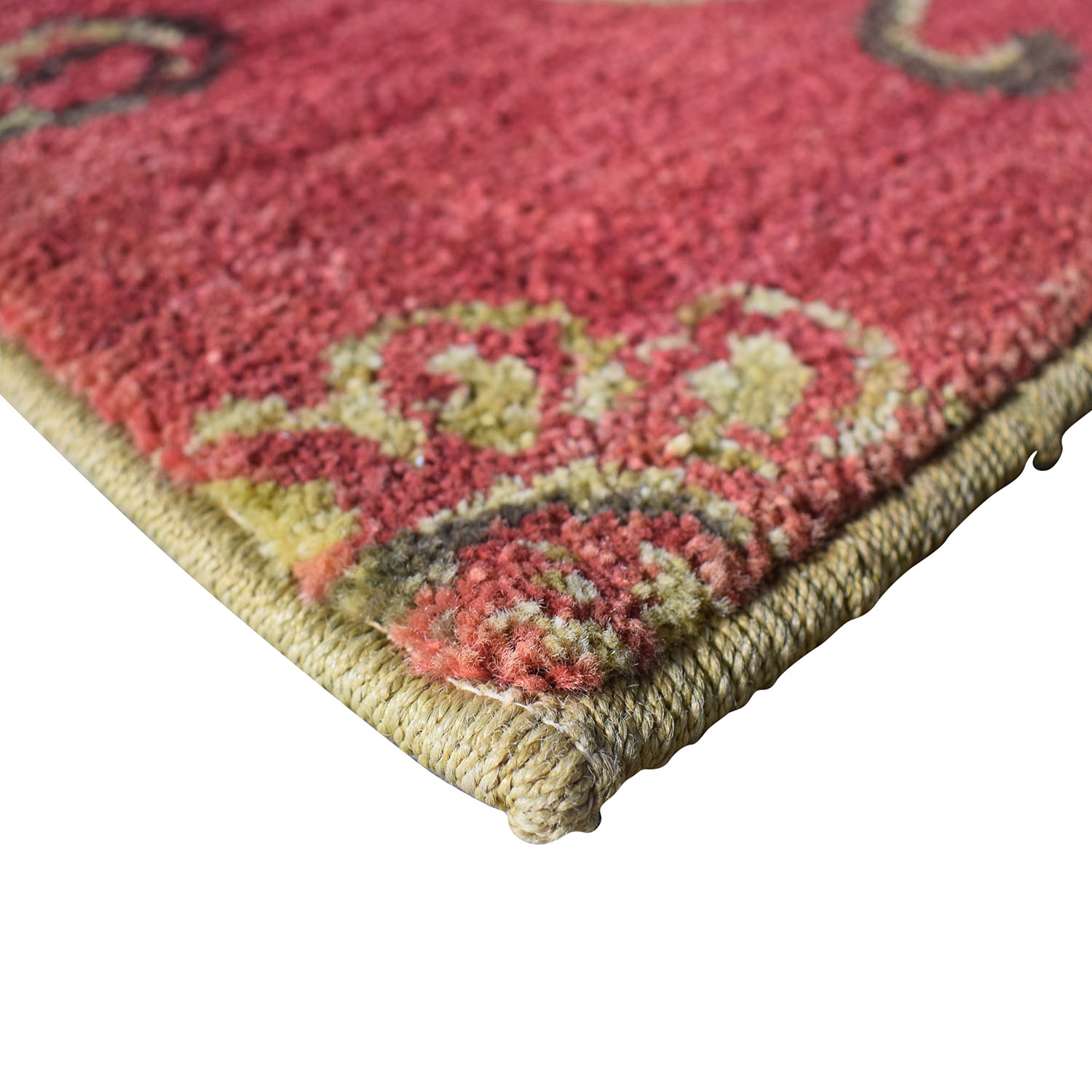 buy Multi-Colored Floral Rug