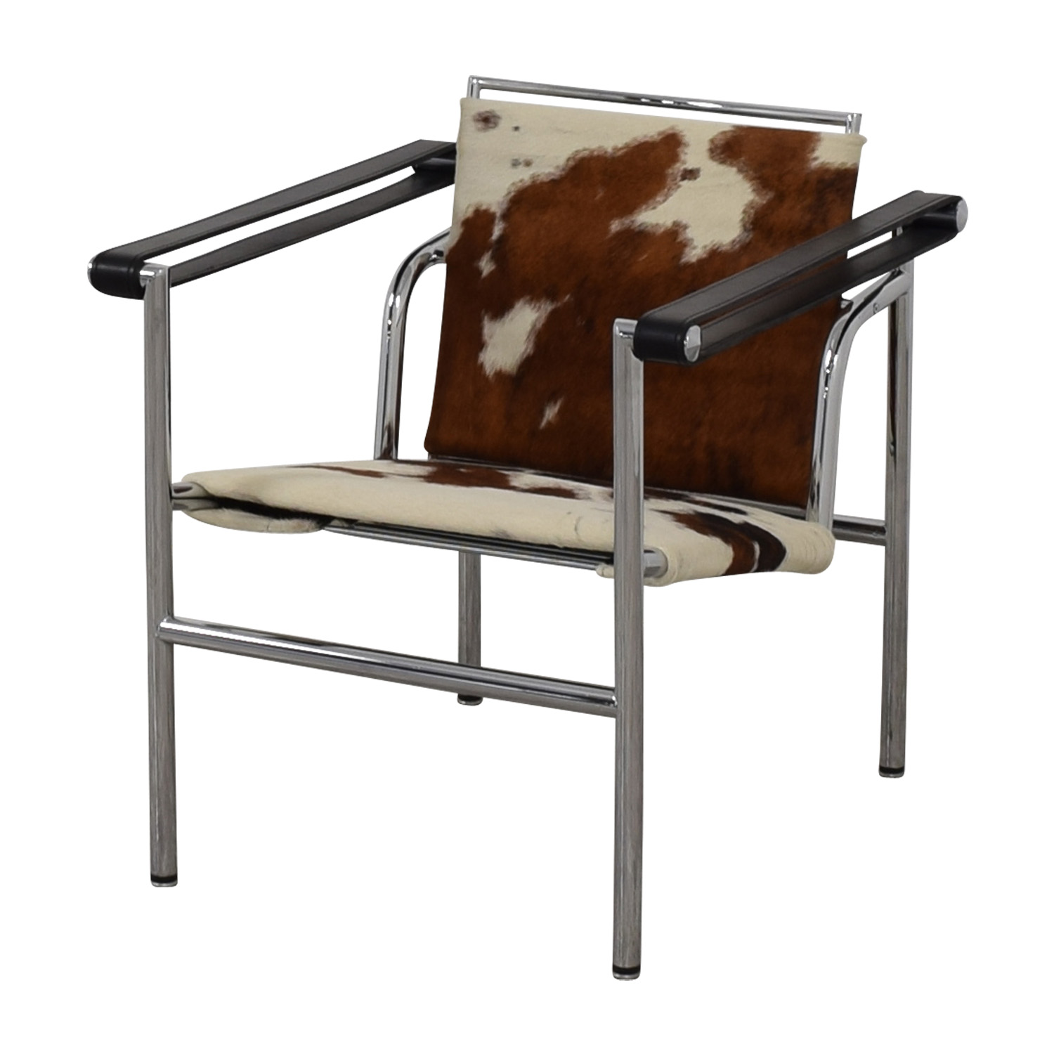 51 off design within reach design within reach le corbusier cowhide sling chair chairs
