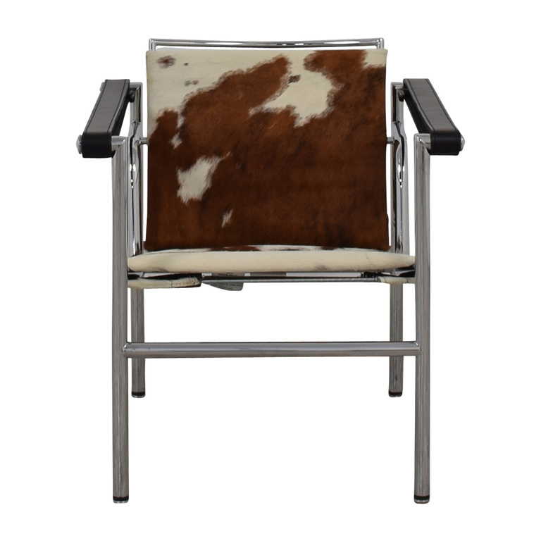 Design Within Reach Design Within Reach Le Corbusier Cowhide Sling Chair second hand