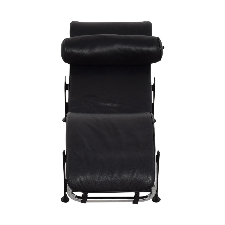 Cool 74 Off Design Within Reach Design Within Reach Lc4 Black Chaise Sofas Uwap Interior Chair Design Uwaporg