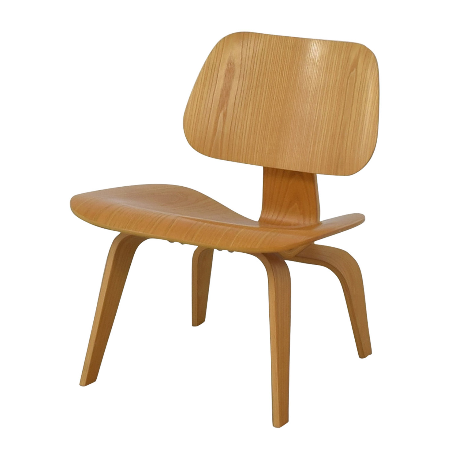 Super 65 Off Herman Miller Design Within Reach Herman Miller Eames Molded Plywood Lounge Chair Chairs Machost Co Dining Chair Design Ideas Machostcouk