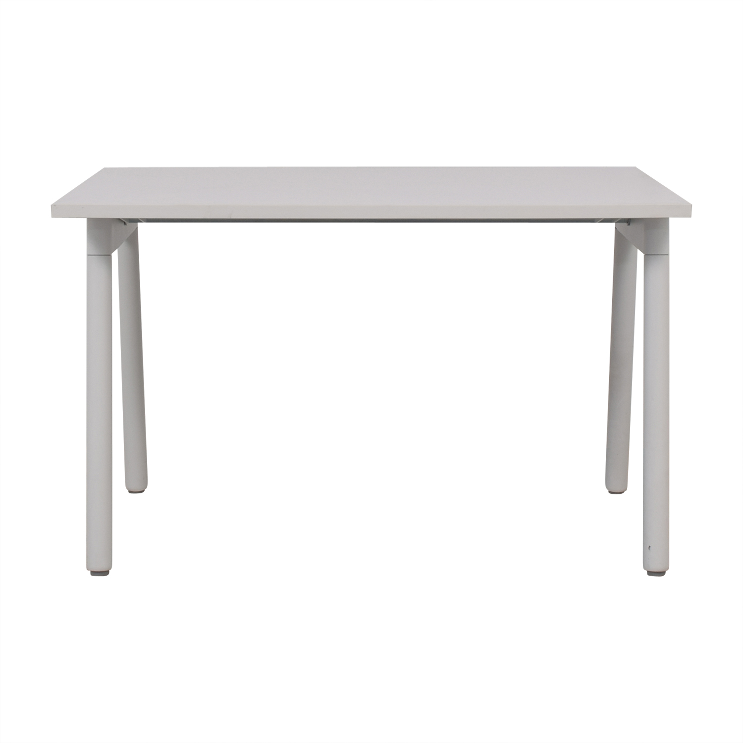shop Poppin Series A Single Desk Poppin Tables