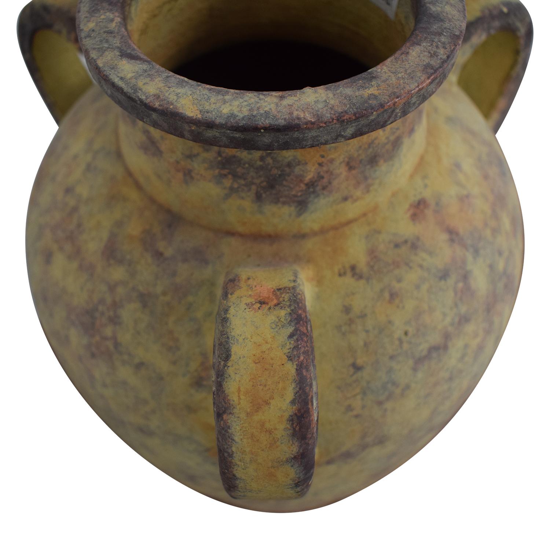 HomeGoods Decorative Vase for sale