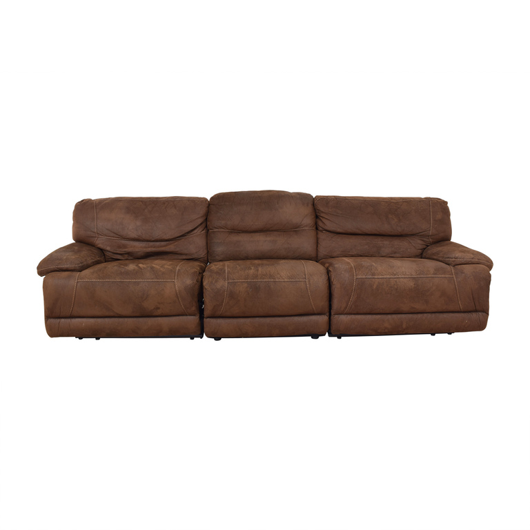 Bob's Discount Furniture Bob's Discount Furniture Reclining Sectional nj