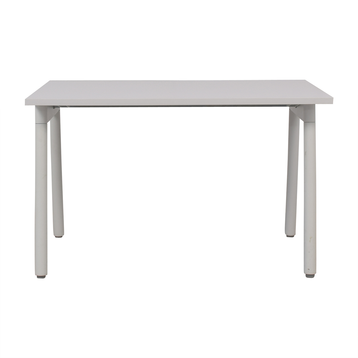 Poppin Poppin Series A Single Desk dimensions