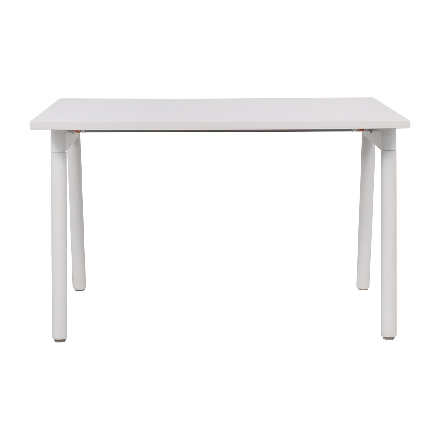 Poppin Poppin Series A White Single Desk price