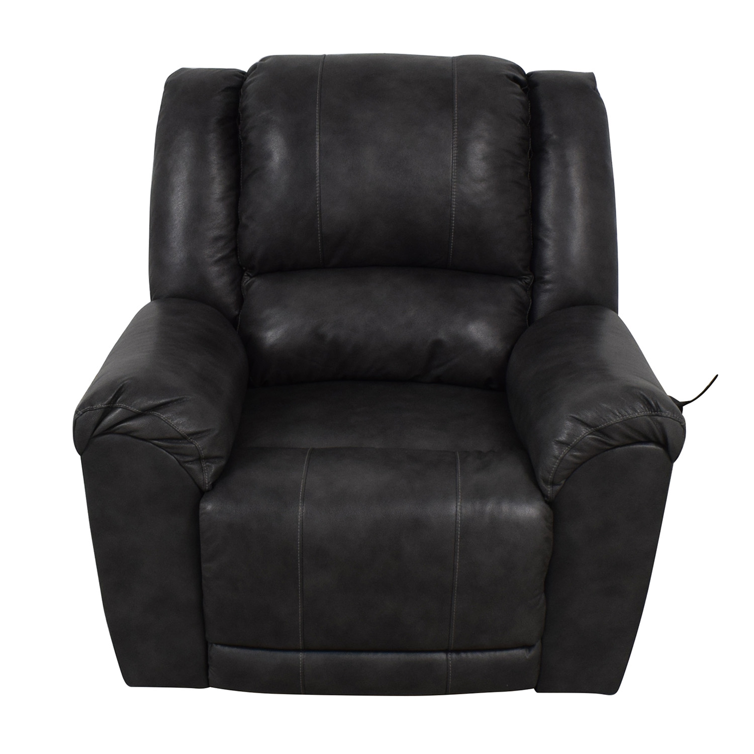 Ashley Furniture Ashley Furniture Persiphone Power Recliner Black