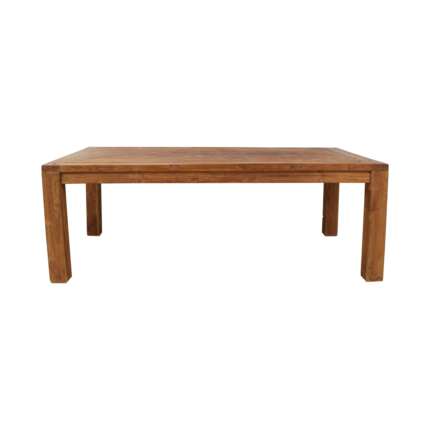 Antique Balinese Wood Dining Table price