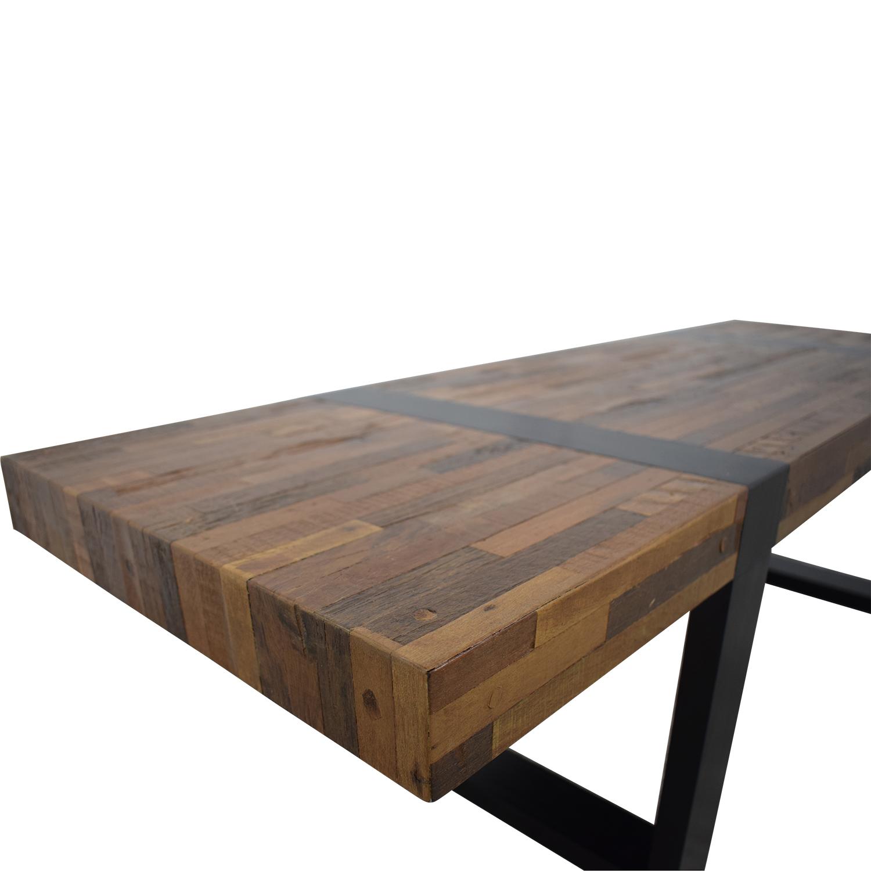 Crate & Barrel Crate & Barrel Seguro Rectangular Coffee Table second hand