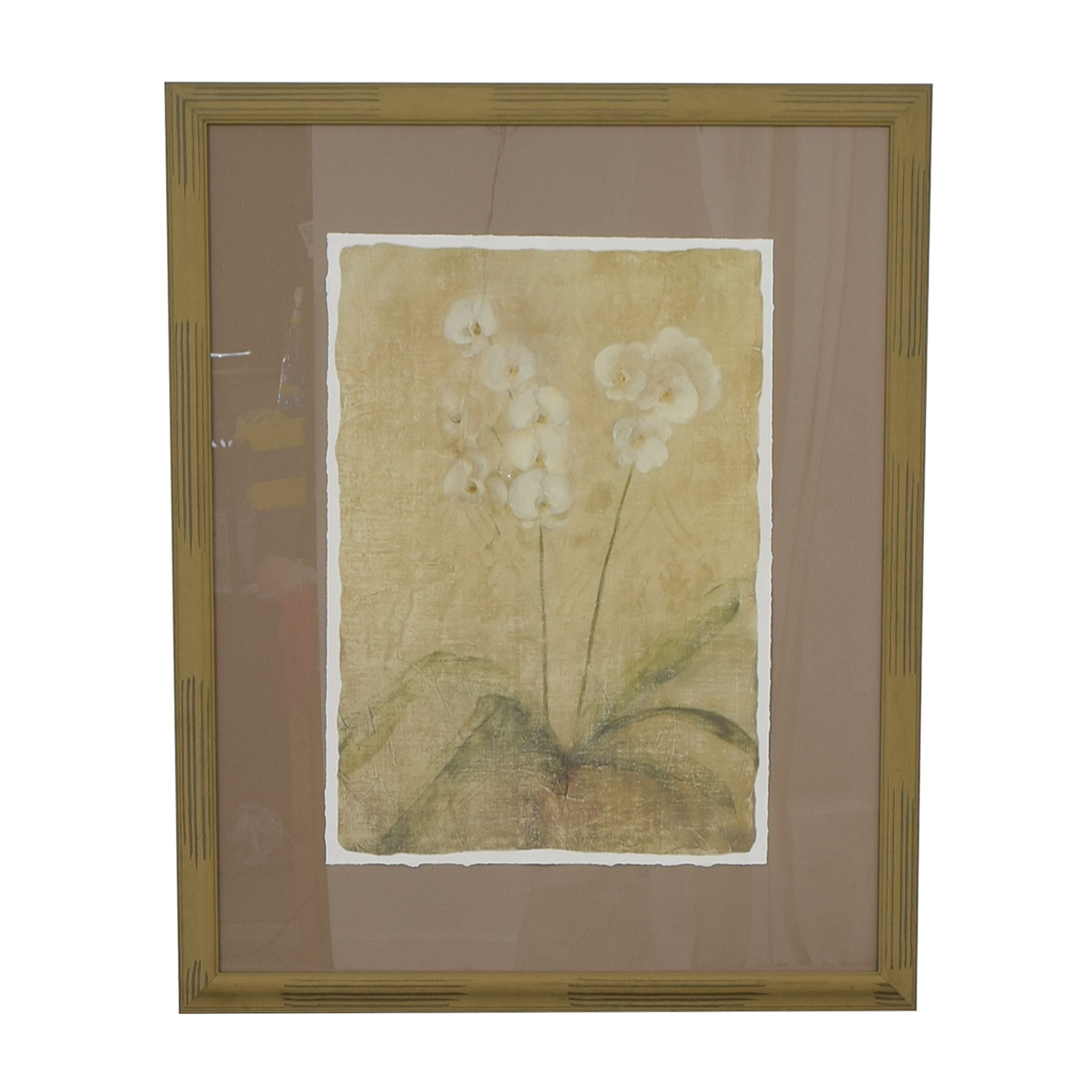 Rumrunner Home Rumrunner Home Floral Artwork discount