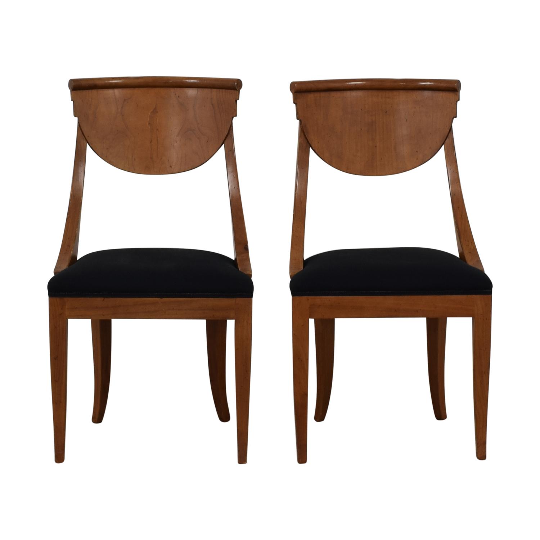 buy Bloomingdale's Blue Dining Chairs Bloomingdale's