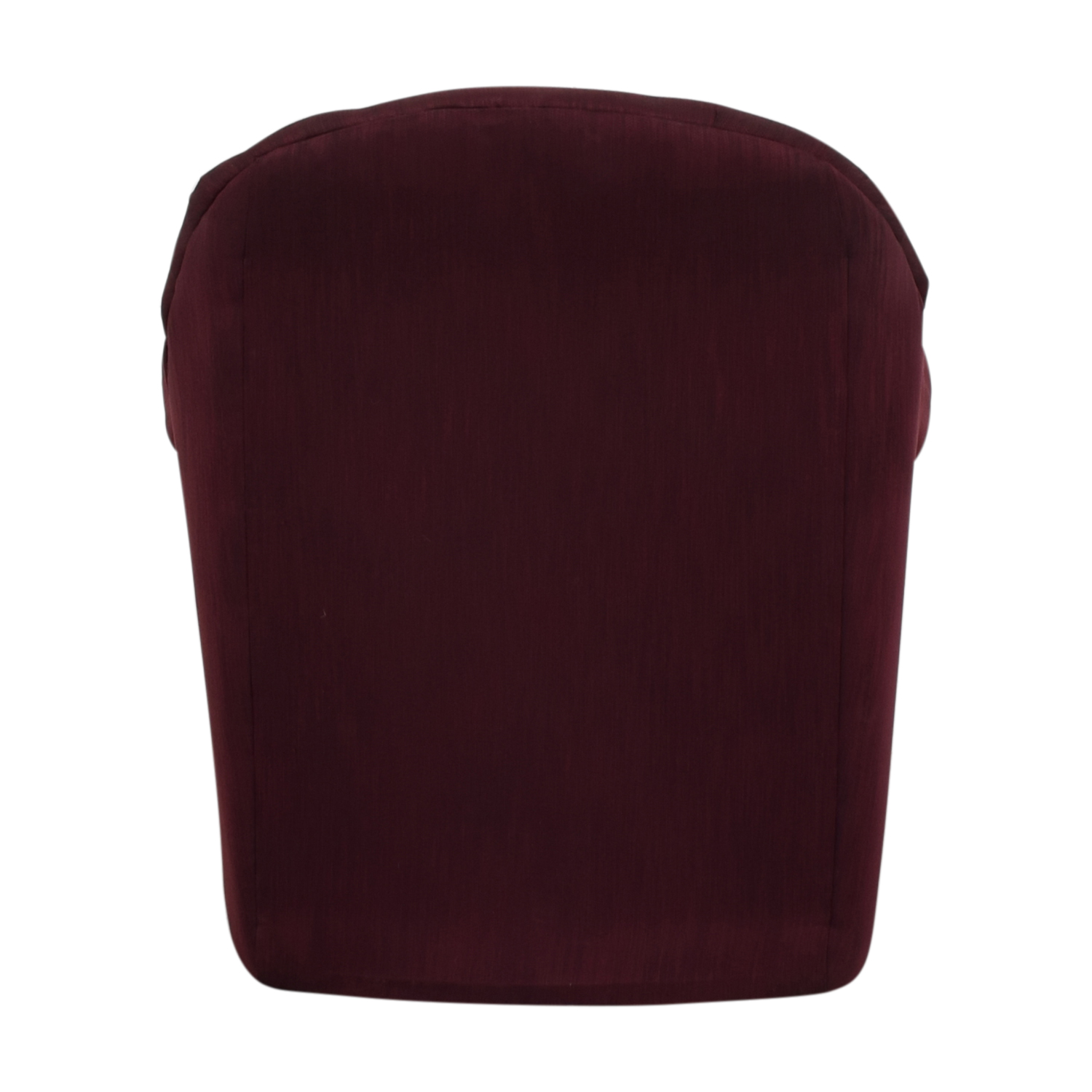 buy Jennifer Furniture Burgundy Accent Chair Jennifer Furniture Chairs