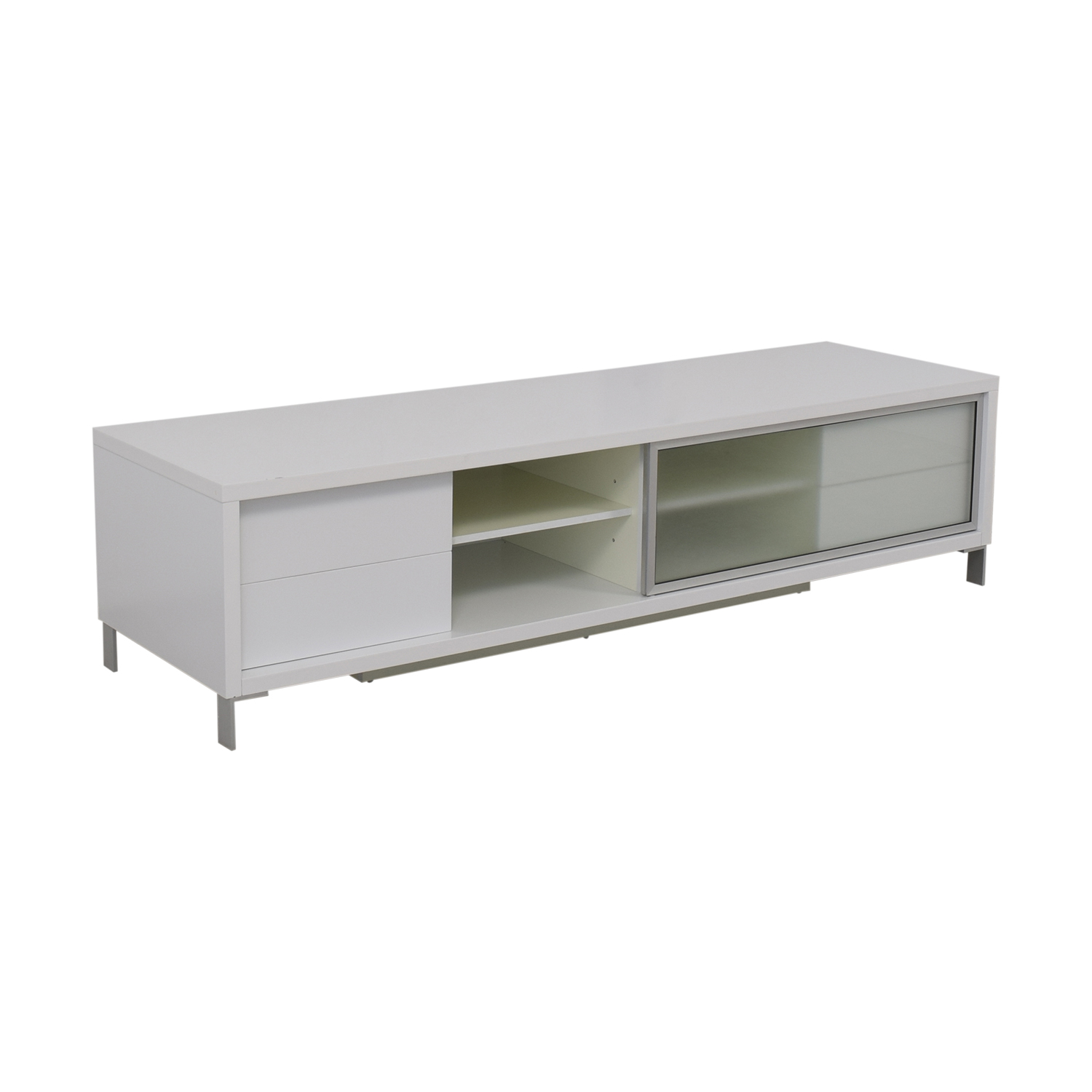 buy  White Media Console online