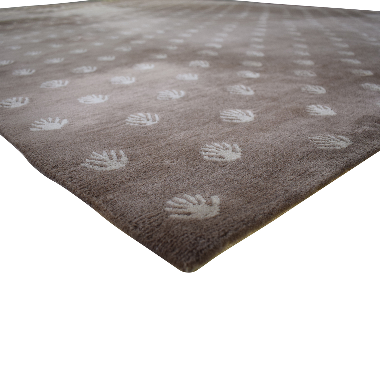 Large Floor Rug Decor