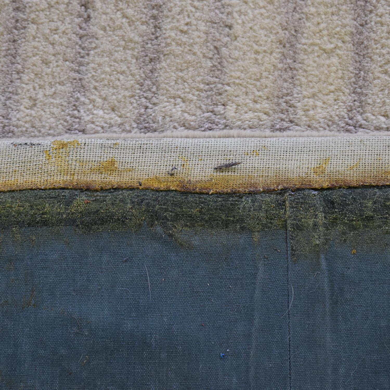 88 Off The Conran Beige Stripe Wool Rug Decor