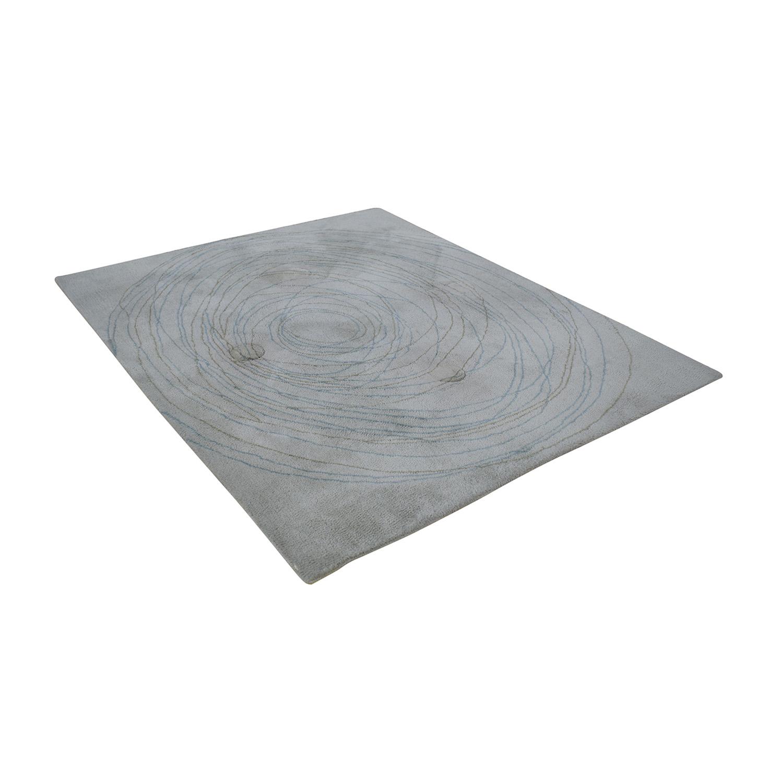 Conran Grey Wool Rug