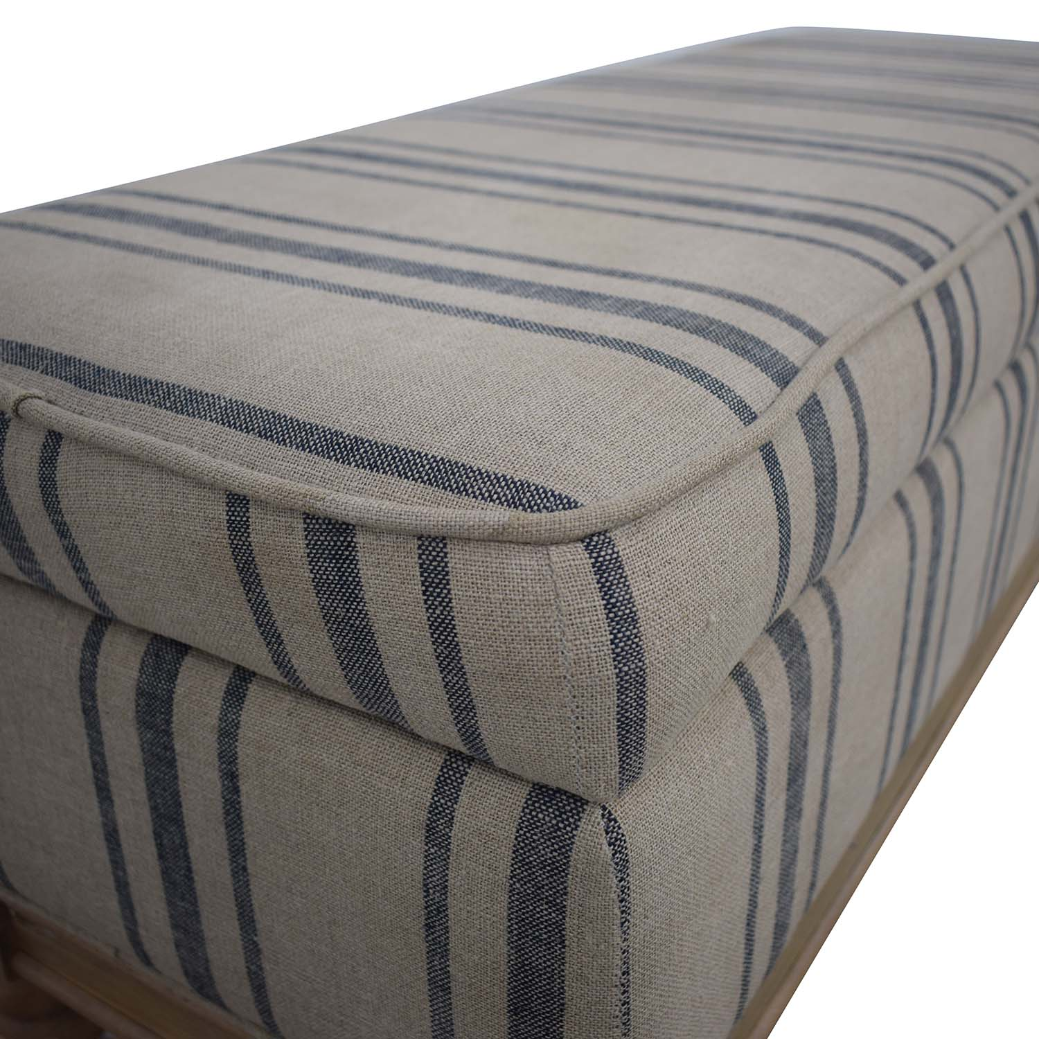 shop Padded Storage Bench  Ottomans
