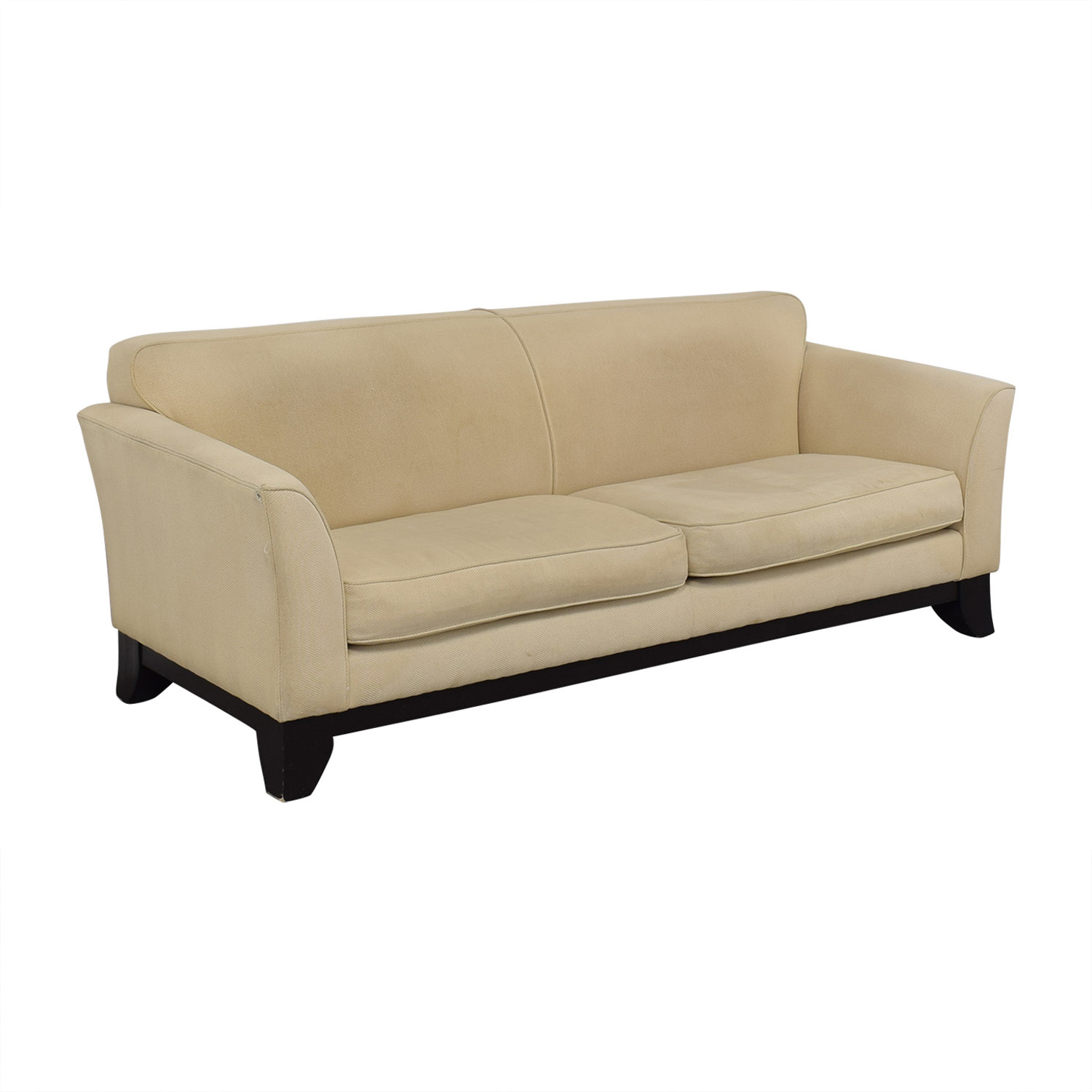 85 Off Pottery Barn Greenwich Upholstered Sofa Sofas