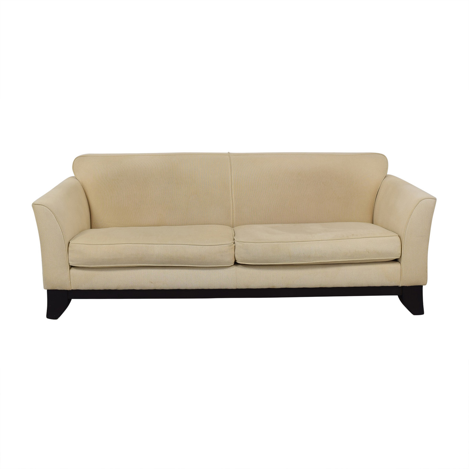 shop Pottery Barn Greenwich Upholstered Sofa Pottery Barn Sofas