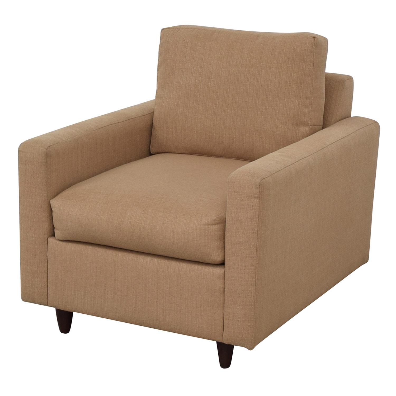 Jensen-Lewis Jensen-Lewis Accent Chair beige