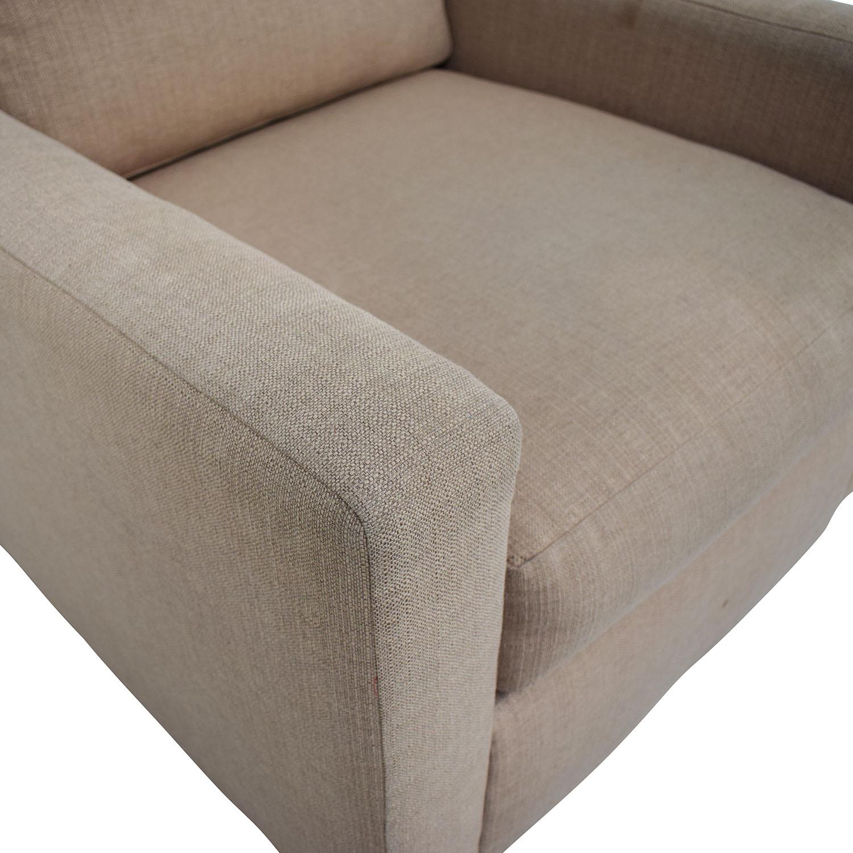 Jensen-Lewis Jensen-Lewis Accent Chair used